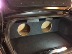 Pontiac G8 Single / Dual Subwoofer Box