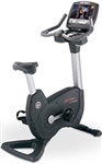 Life Fitness 95C Engage Upright Bike Image