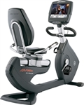 Life Fitness 95R Engage Recumbent Bike Image
