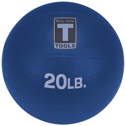 Bowflex Treadclimber Walmart: Body Solid 20lb. Medicine Ball - Blue