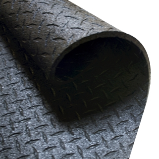 Body-Solid Protective Rubber Flooring Image