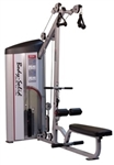 Body-Solid Series II Lat Pulldown and Seated Row Image