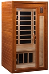 GoldenDesigns DYN-6106-01 Barcelona Edition Dynamic Sauna | Image