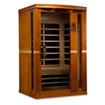 GoldenDesigns DYN-6220-01 Vittoria Edition Dynamic Sauna | Image