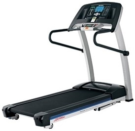 Life Fitness F1 Smart Treadmill Image