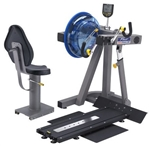 First Degree Fitness Upper Body Ergometer w/Crank Arms Image
