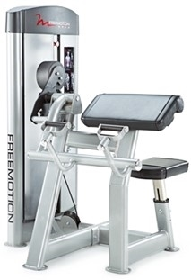 FreeMotion Epic Bicep Curl Image