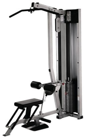 Life Fitness Fit Series Lat Pulldown Low Row Life