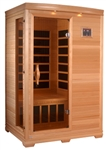 GoldenDesigns GDI-3206-01 Low EMF Far Infrared Sauna | Image