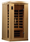 GoldenDesigns GDI-6154-01 Near Zero EMF Far IR Sauna | Image