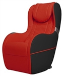 GoldenDesigns Palo Alto - LC328 RED Dynamic Modern Massage Chair | Image