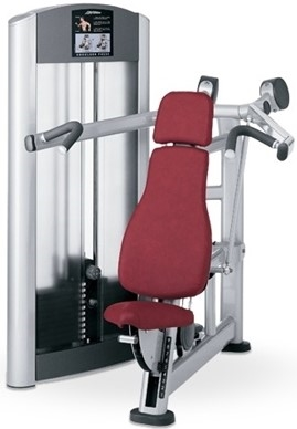 Life Fitness Shoulder Press Signature Series Fitness
