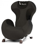 GoldenDesigns Berkeley - LC308 BLK Dynamic Modern Massage Chair | Image