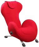 GoldenDesigns Berkeley - LC308 RED Dynamic Modern Massage Chair | Image