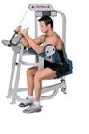 Life Fitness Pro1 Tricep Arm Extension Image