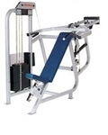 Life Fitness Pro1 Chest Press Image