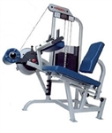 Life Fitness Pro1 Seated Leg Curl Image
