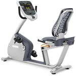 Precor RBK 835 Recumbent Bike Image