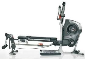Bowflex revolution home gym spiraflex resistance technology home