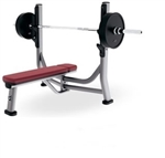 Life Fitness Signature Series Olympic Flat Bench Image