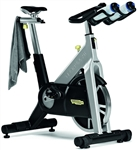 Technogym Group Cycle Spin Bike w/Console Image