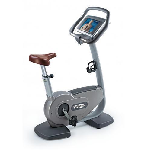 Technogym Excite 700 Upright Exercise Bike Technogym