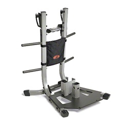 Bowflex Revolution Accessory Rack Image
