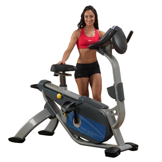 Body solid endurance upright bike fitness superstore