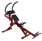 Body-Solid Best Fitness Semi Recumbent Ab Bench Image