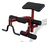 Body-Solid Best Fitness Leg Developer & Preacher Curl Attachment Image