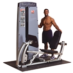 Body-Solid Pro Dual Leg & Calf Press Machine Image