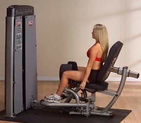 Body solid pro dual inner amp outer thigh machine fitness superstore