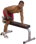 Body-Solid Flat Bench Image