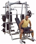 Body-Solid Series 7 Smith Gym System Image