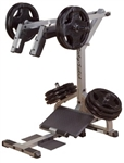Body-Solid Leverage Squat Calf Machine Image