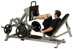 Body-Solid Leverage Horizontal Leg Press Image