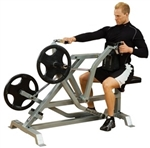 Body-Solid Leverage Seated Row Image