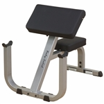 Body-Solid Preacher Curl Bench Image