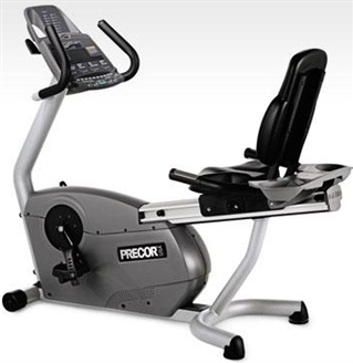 Precor c846-R Recumbent Bike Image