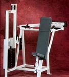 Cybex VR2 Shoulder Press