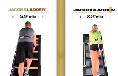 ladder exercise machine used