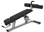Life Fitness Signature Series Adjustable Decline/ Abdominal Crunch Image