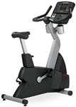 Life Fitness Integrity Series Upright Bike Image