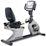 True Fitness CS800 Recumbent Bike w/ LCD Touch Screen Image