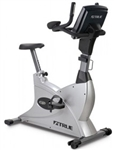 True Fitness CS800 Upright Bike w/ 2-Window LCD Image
