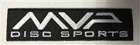 MVP Discs Patch - Bar Logo