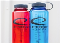 Latitude 64 Nalgene Water Bottle