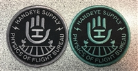 Handeye Supply - Physics of Flight Bureau Patch