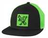 Innova Roc Patch Flatbill Adjustable Mesh Cap