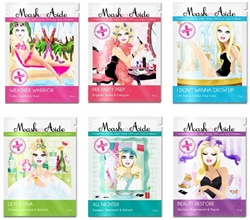 Maskeraide/Facial Sheet Masks